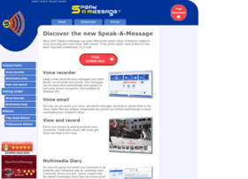 speak-a-message.com