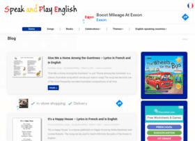 speak-and-play-english.com