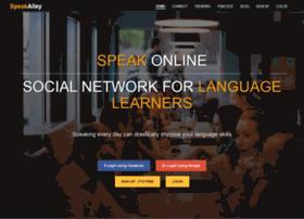 speakalley.com