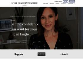 speakconfidentenglish.com