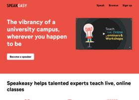 speakeasy.com