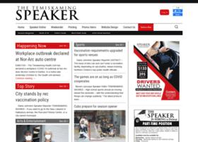 speaker.northernontario.ca