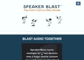 speakerblast.com