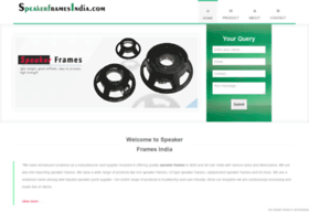 speakerframesindia.com