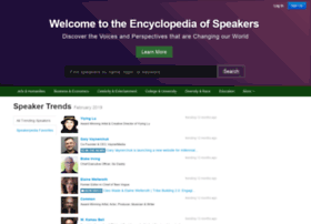 speakerpedia.com