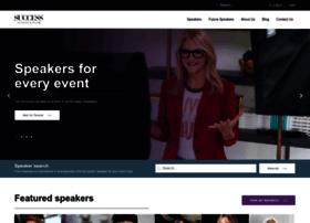 speakers.success.com