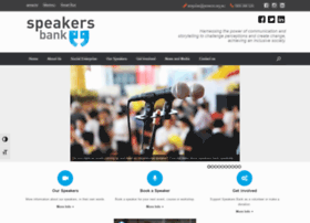 speakersbank.org.au