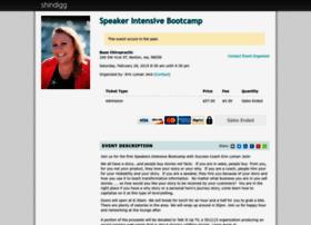 speakersbootcampfeb.shindigg.com