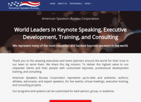 speakersbureau.com