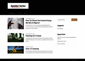 speakerseriesafrica.com