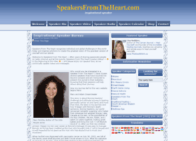 speakersfromtheheart.com