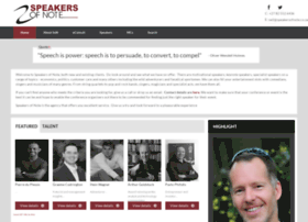 speakersofnote.co.za