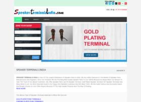speakerterminalsindia.com