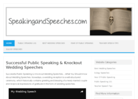 speakingandspeeches.com