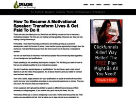 speakingforaliving.com