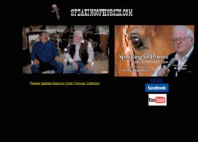 speakingofhorses.com
