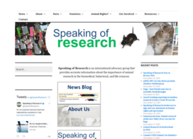 speakingofresearch.com