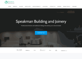 speakman-joinery.co.uk
