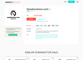 speakscience.com