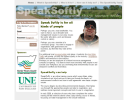 speaksoftly.info