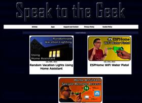 speaktothegeek.co.uk