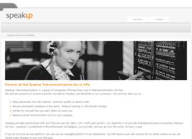 speakup-telecom.com