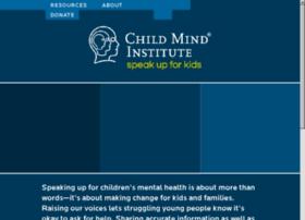 speakup.childmind.org