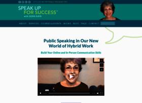 speakupforsuccess.com