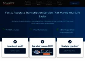 speakwrite.com
