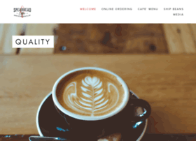 spearheadcoffee.com