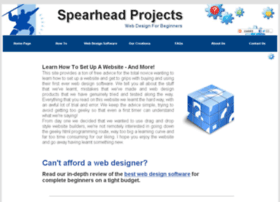 spearheadprojects.co.uk