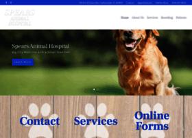 spearsanimalhospital.com