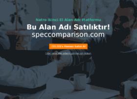 speccomparison.com