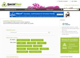 specialchem4cosmetics.com