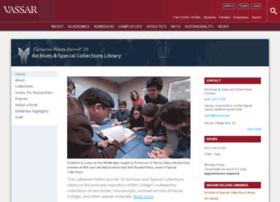 specialcollections.vassar.edu