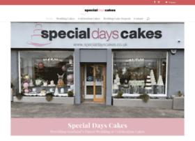 specialdayscakes.co.uk