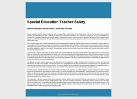 specialeducation-teachersalary.com