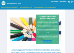 specialeducationguide.com