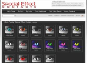 specialeffectcontacts.com