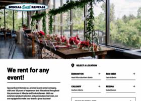 specialeventrentals.com