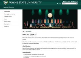 specialevents.wayne.edu
