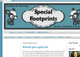 specialfootprints.blogspot.com