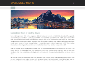 specialisedtours.com