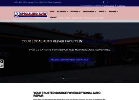 specializedautos.com