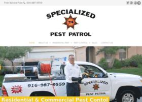 specializedpestroseville.com