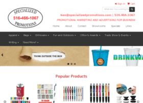 specializedpromotions.com