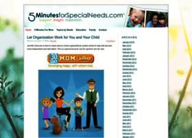 specialneeds.5minutesformom.com