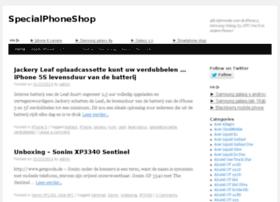 specialphoneshop.nl
