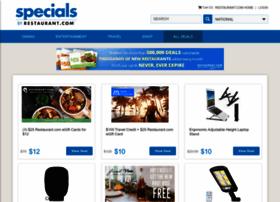 specials.restaurant.com