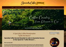 specialty-coffee-advisor.com